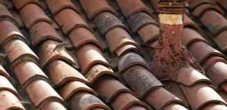 Techos de tejas