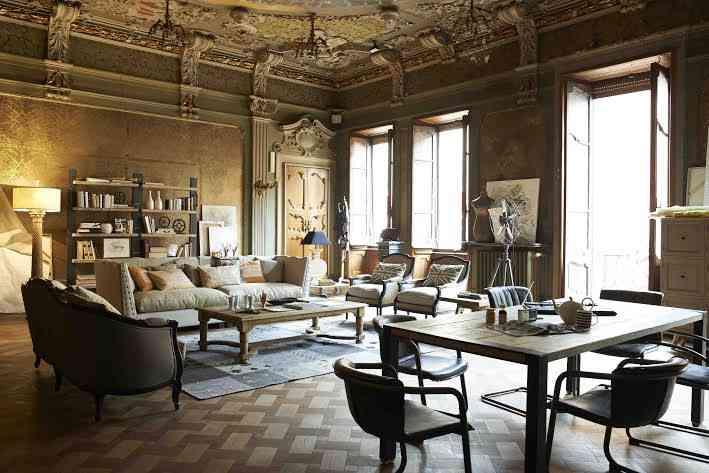 Mezcla de estilos para tu vivienda - Decoracion vintage industrial ...