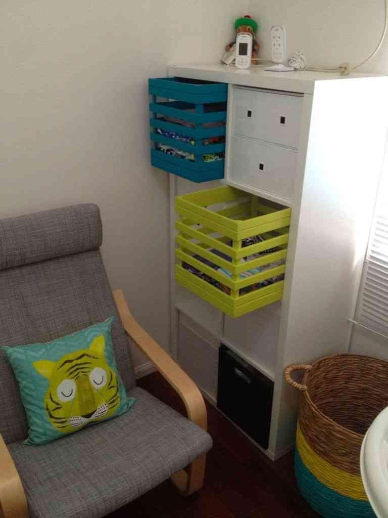 cajas de almacenaje  para tus habitaciones