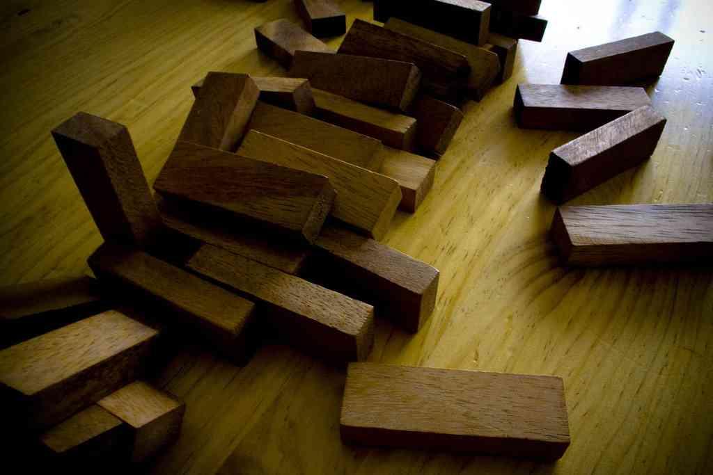 lijar correctamente la madera