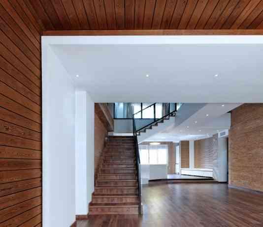 una vivienda vertical