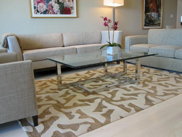 Elegir una alfombra correctamente