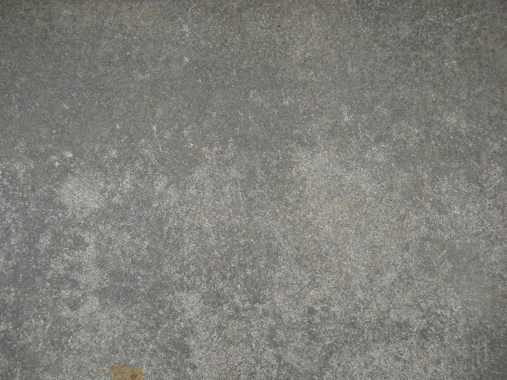 cemento sin pintar y fraguado