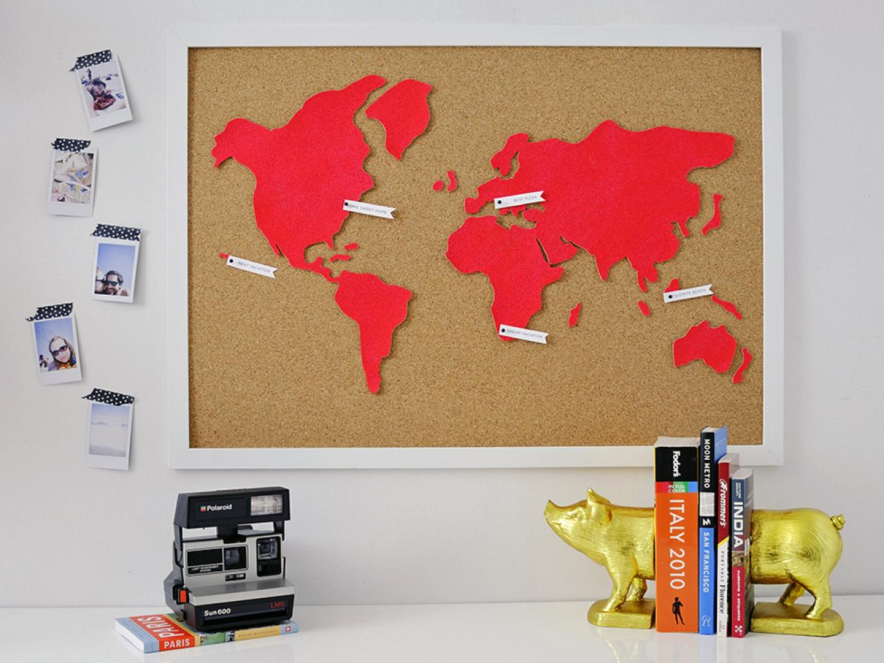 Originales ideas DIY para tus paredes