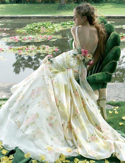 vestido de novia perfecto para bodas románticas