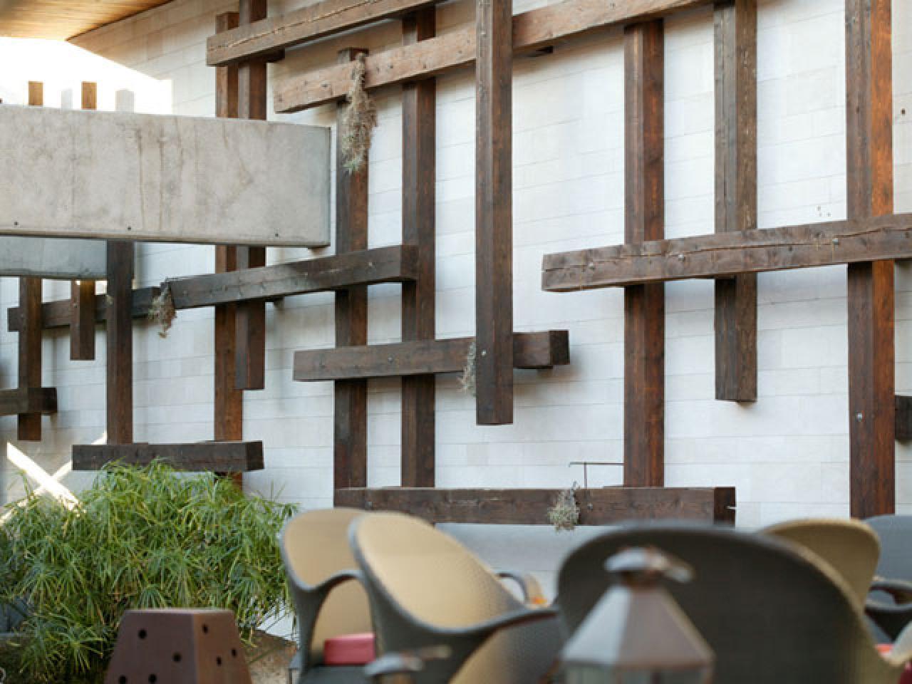 Consejos para decoración exterior diferente