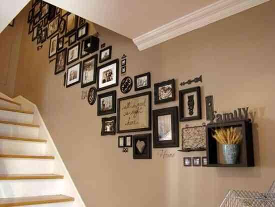 Consejos para decorar tus paredes
