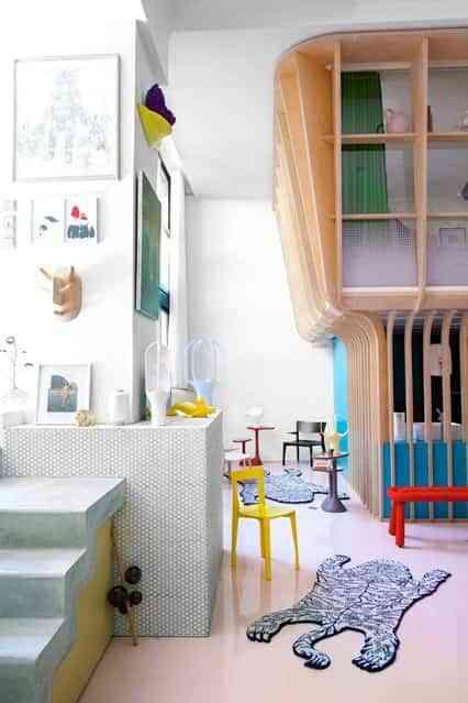 Algunas habitaciones infantiles muy bonitas