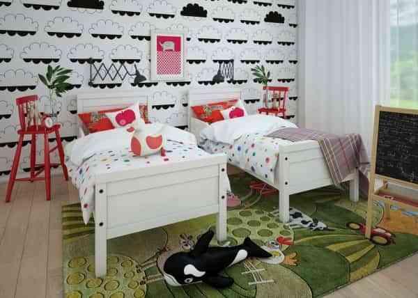 alegres habitacines infantiles para tu hogar