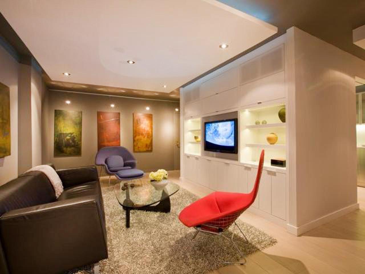 Ideas para iluminar una sala