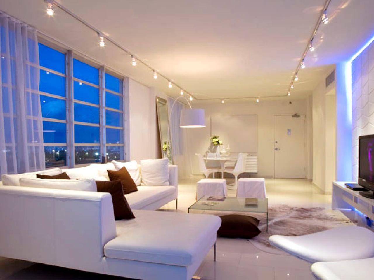 Cómo iluminar una sala