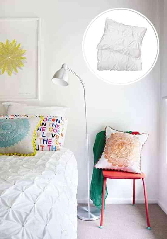 elegir ropa de cama para tu vivienda