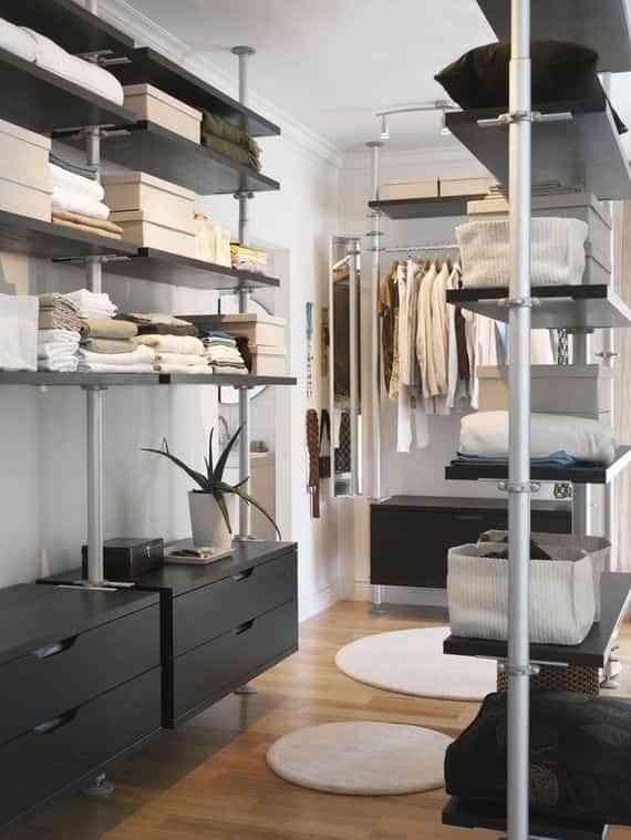 Ideas para elegir el mejor armario