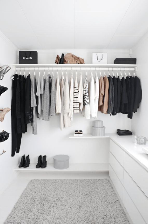 Ideas para escoger el mejor armario