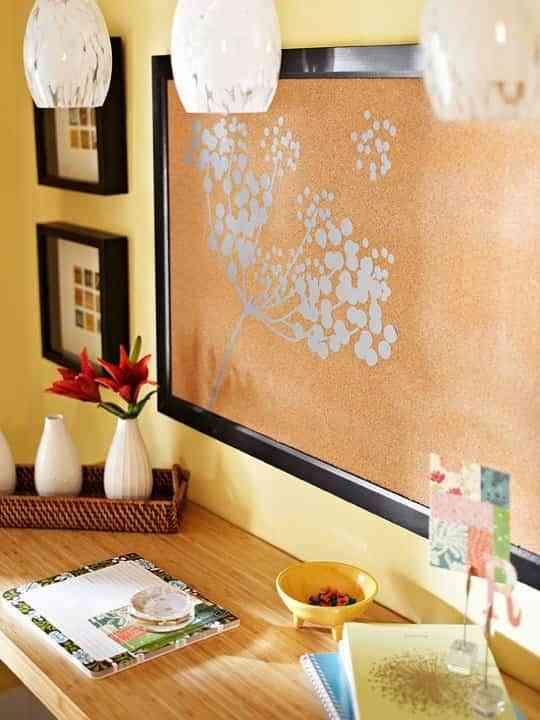 Uso de las planchas de corcho para la decoraci n for Planchas para forrar banos