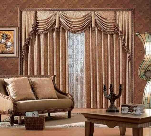 cortinas de diseño para tu vivienda