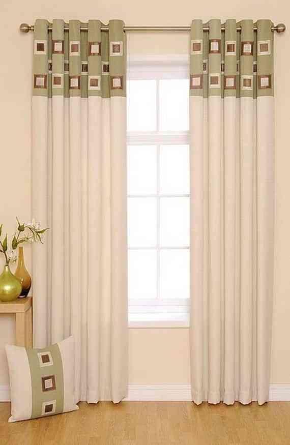 Eleccion de las cortinas de diseño