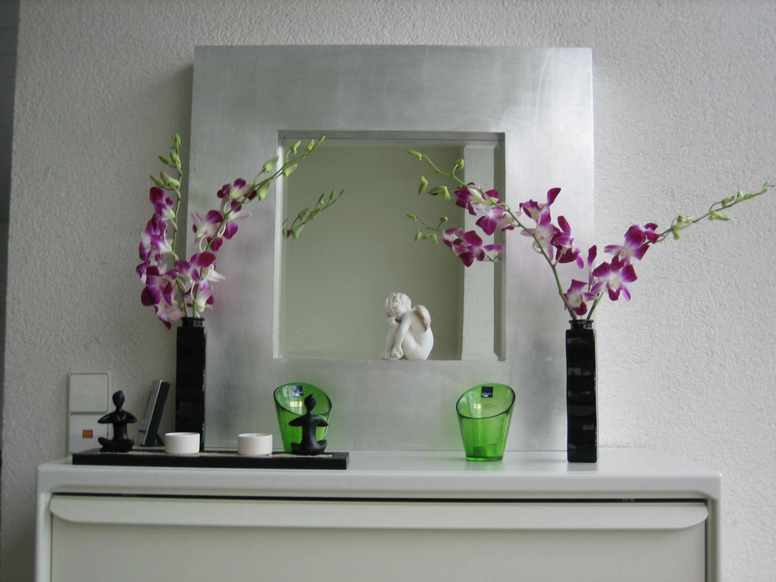 Ideas para a adir espejos decorativos en tu hogar for Conjunto de espejos decorativos