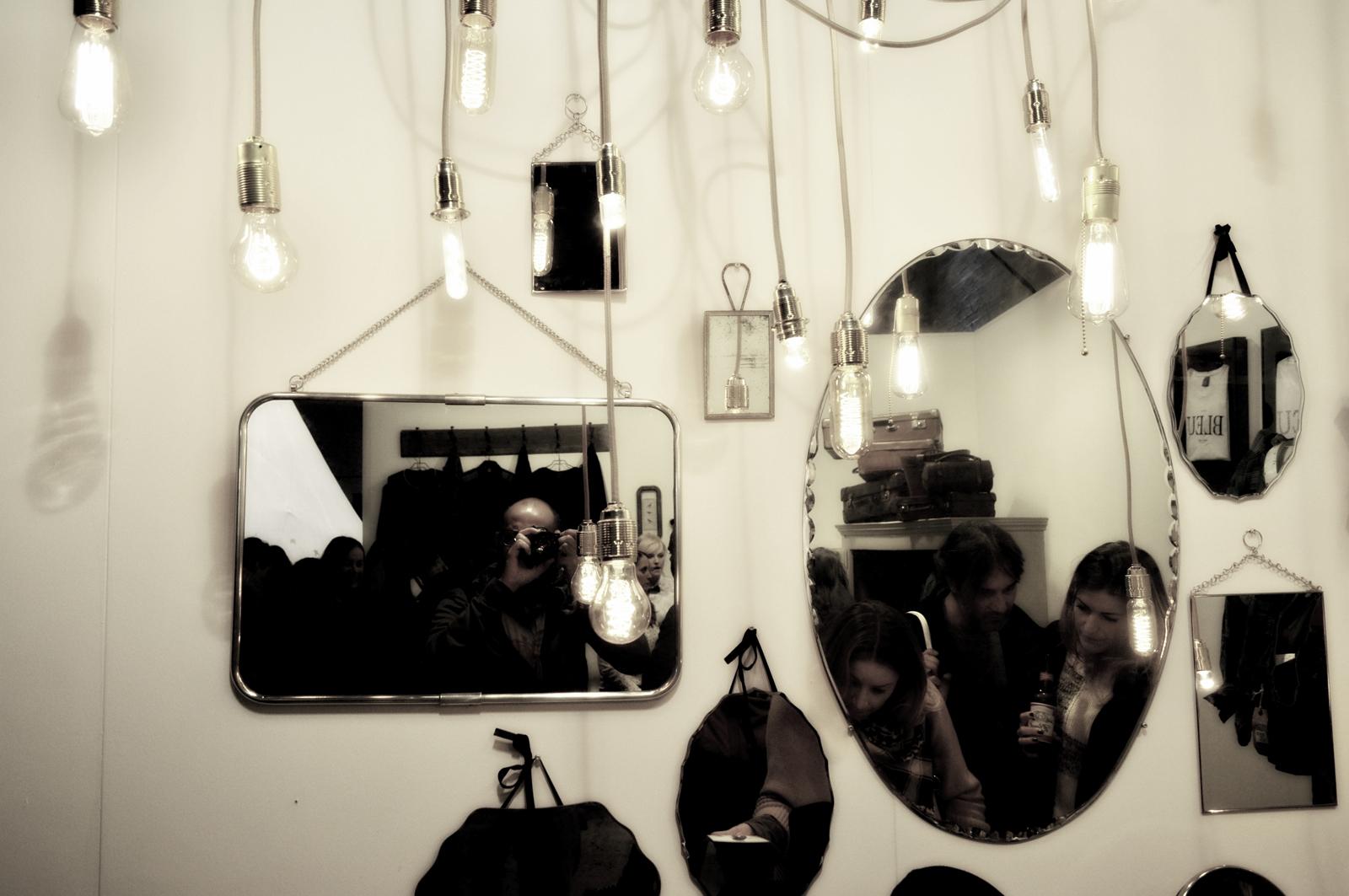 escoge la forma perfecta de espejo para tus rincones favoritos