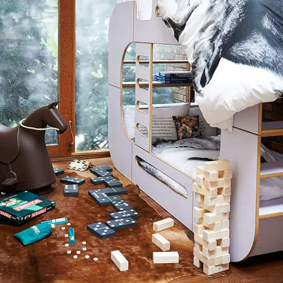 habitaciones modernas para niños para inspirarte
