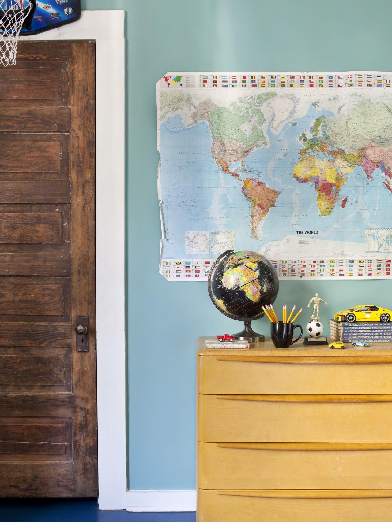 Ideas inspiradoras para las paredes muy originales