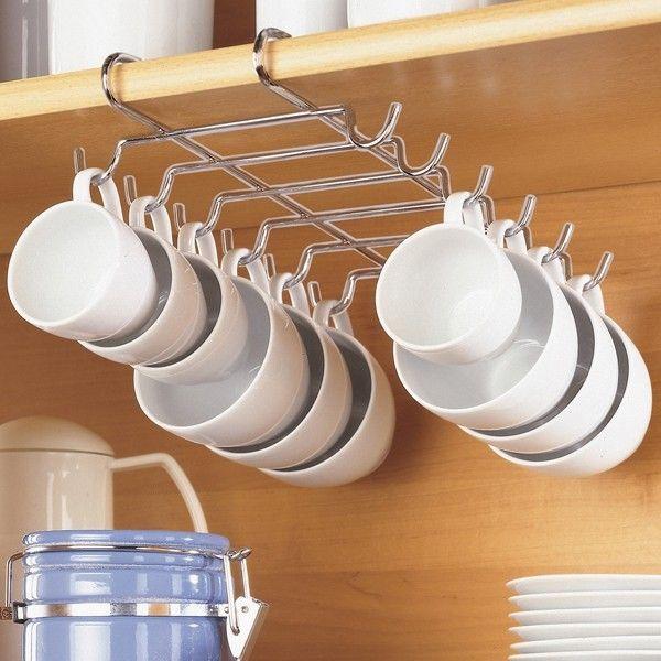 tazas bien organizadas