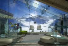 salon de cristal