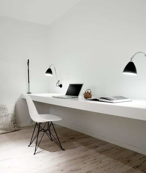 Ideas para decorar una habitación de trabajo