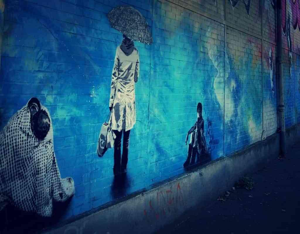 Ideas para pintar un mural