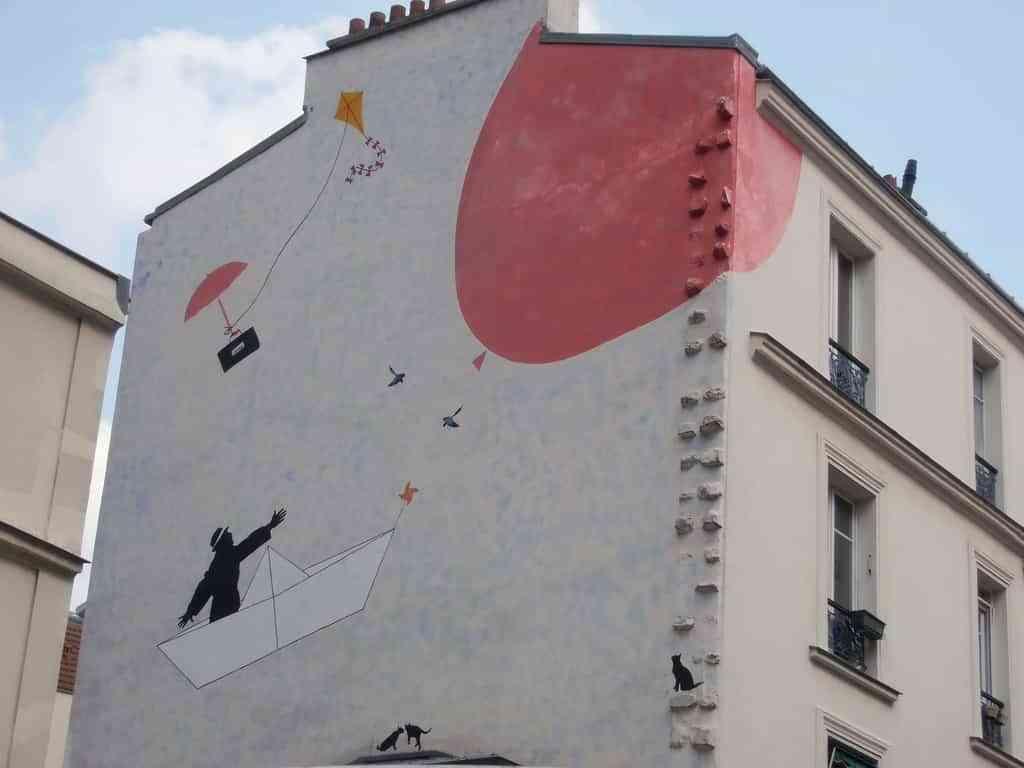 Cómo pintar un mural