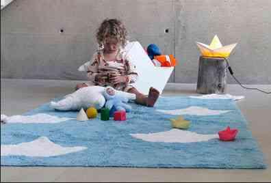 alfombra habitaciones infantiles