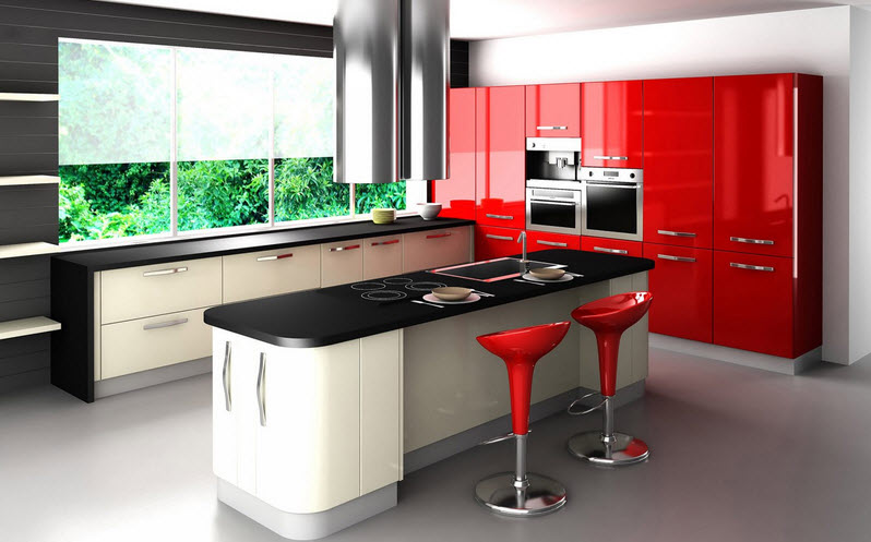4 ideas para decorar cocinas modernas ¡no te las pierdas!