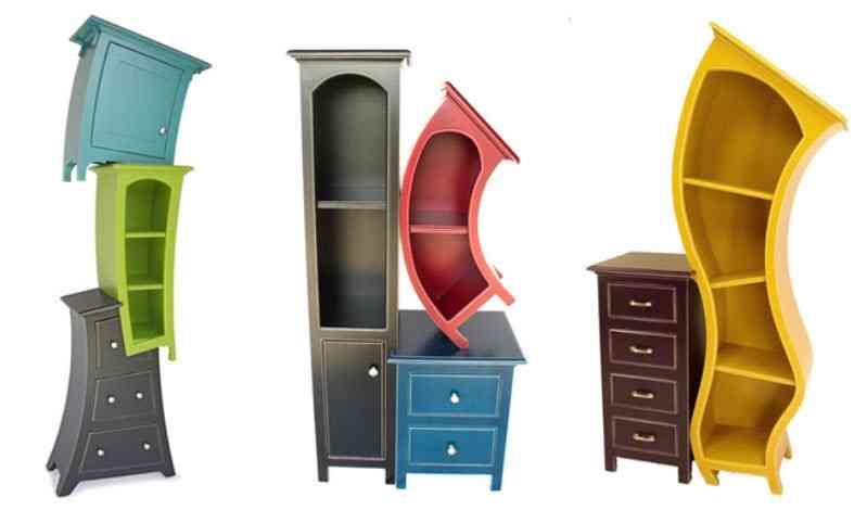 muebles decoración alicia en el país de las maravillas