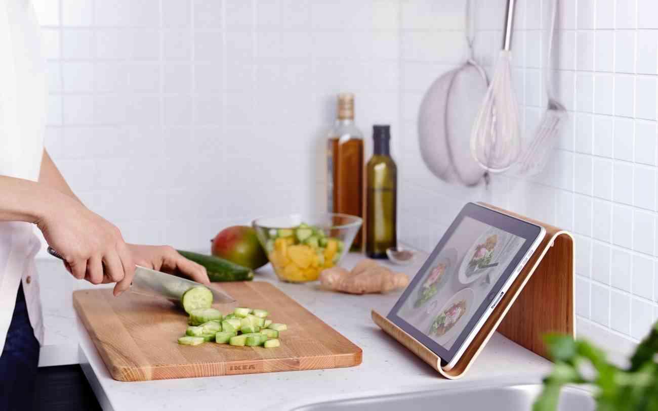 nuevo catalogo IKEA - cocina y madera natural