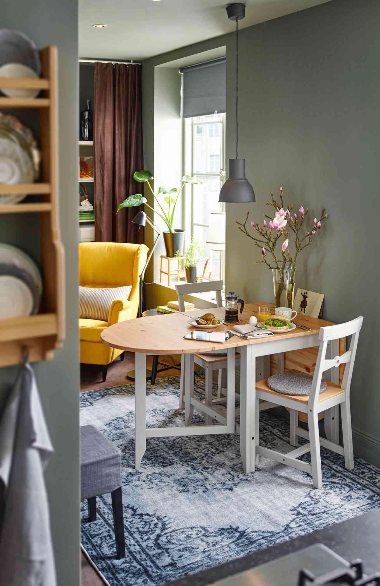 Mesas plegables para 2, 4 o 6 personas - Decoración de Interiores ...