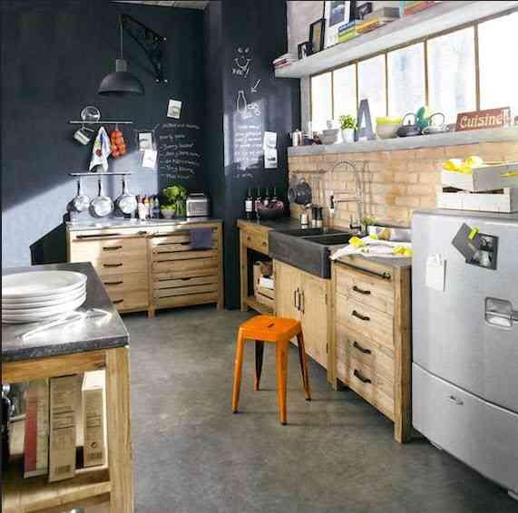 8 ideas para decorar paredes en la cocina ¡muy inspiradoras!