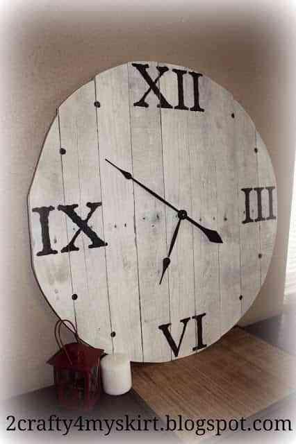 Crear relojes para la pared