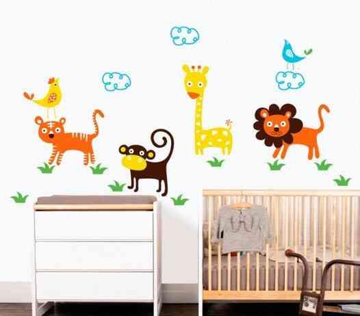 vinilos decorativos habitaciones infantiles