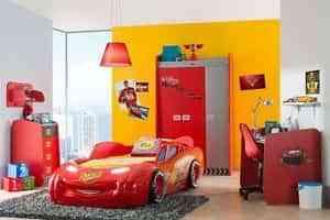 Diferentes modelos de camas de coches para ni os - Cama coche conforama ...