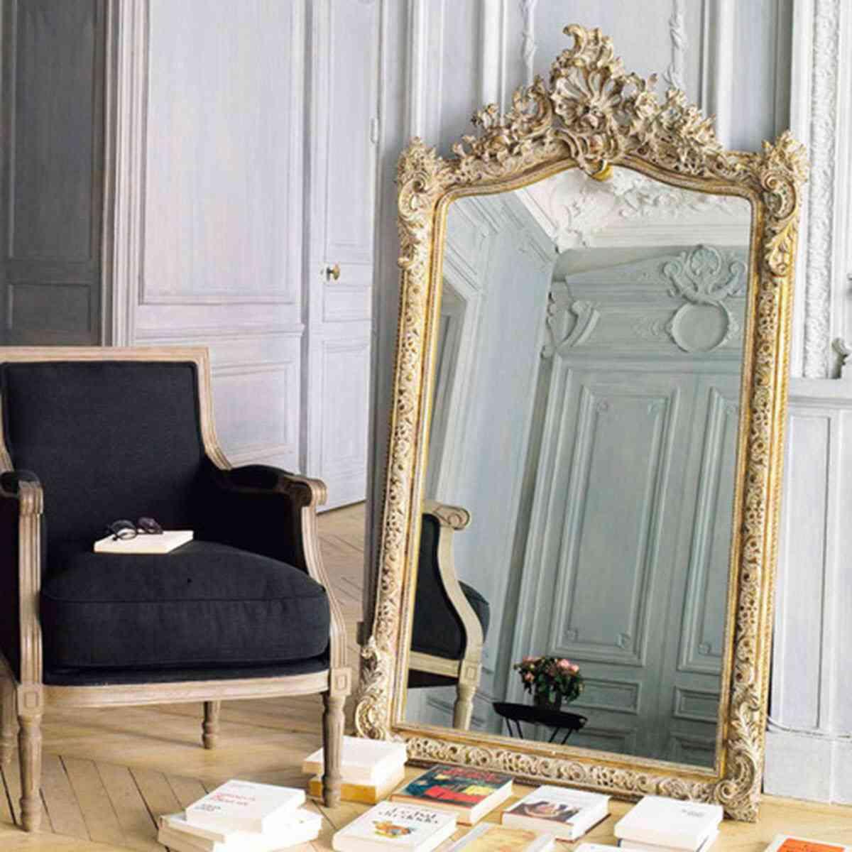 Espejos decorativos ideales para tu sal n for Marcos para espejos grandes