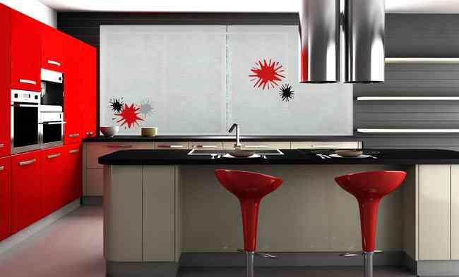 Las mejores ideas para elegir las cortinas de cocina perfectas - Que cortinas poner en la cocina ...