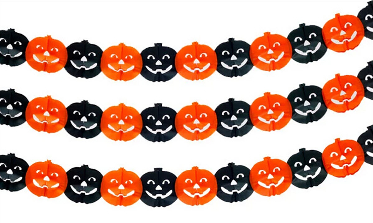 decorar paredes en halloween