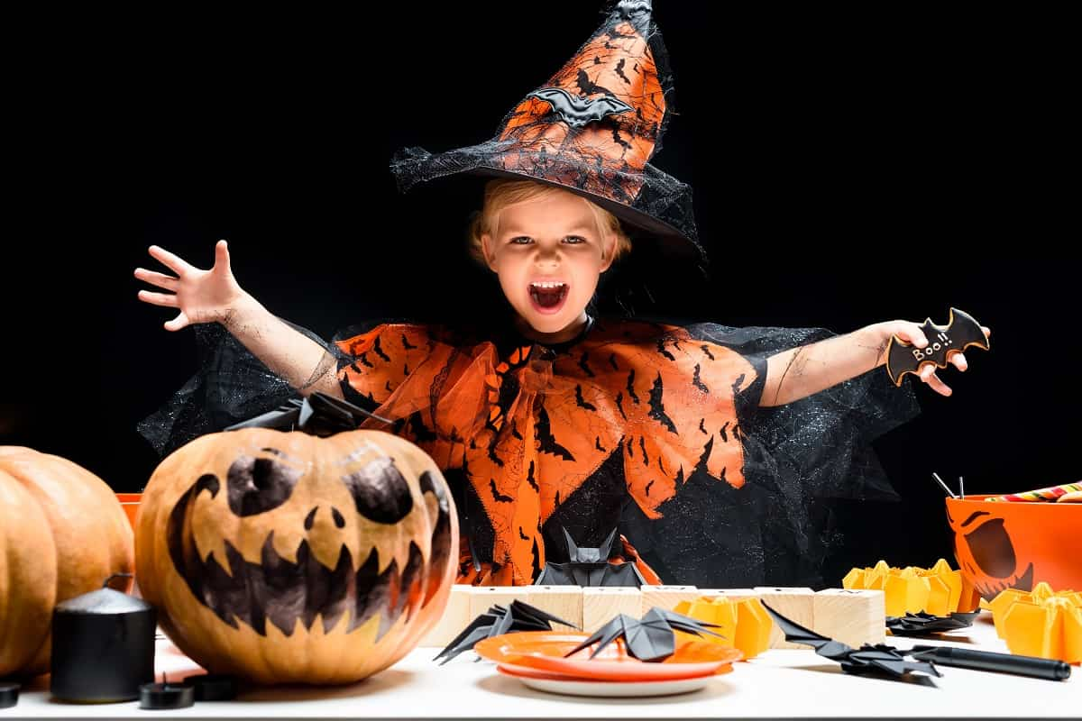 Ideas para decorar la mesa en Halloween ¡que te encantarán! 1