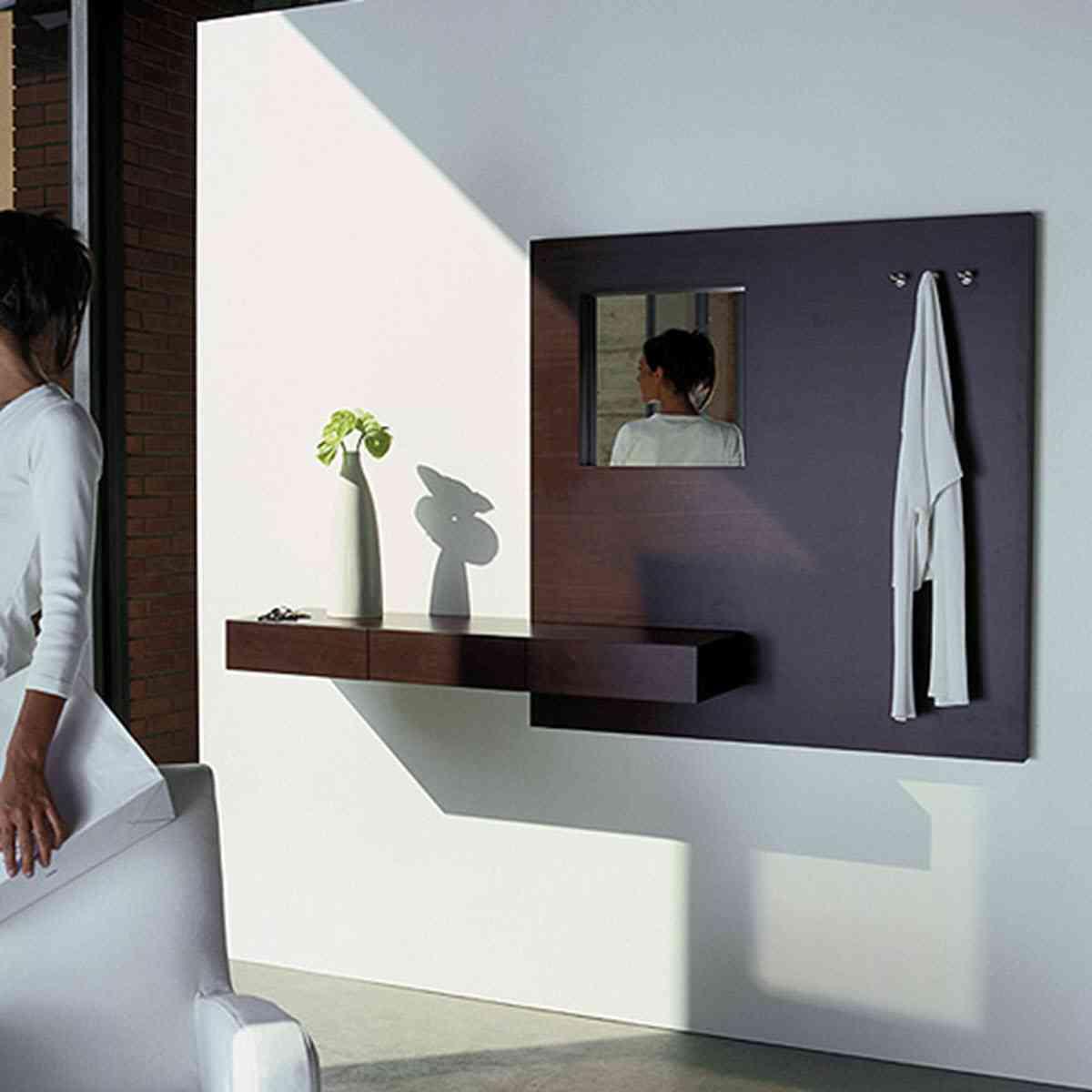 ideas para decorar recibidores originales con mucho encanto