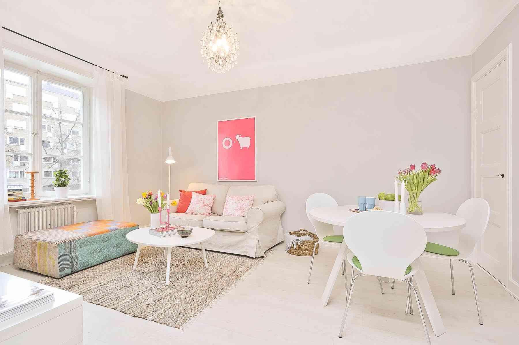 Colores relajantes para la pared decoraci n de - Color marfil en paredes ...