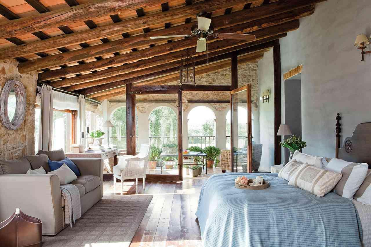 Dormitorios de piedra