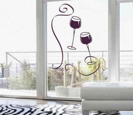 Vinilos decorativos para puertas de cristal affordable - Vinilos decorativos para cristales ...