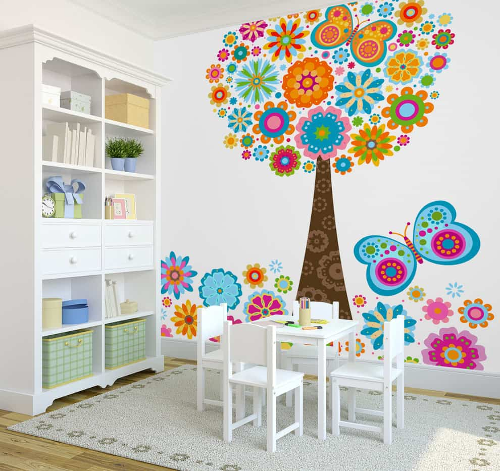 Ideas para decorar dormitorios infantiles for Decoracion habitacion nina