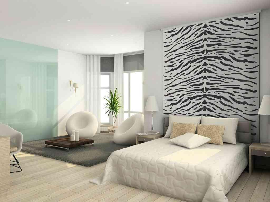 Dormitorios animal print