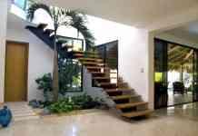 Escaleras de interior